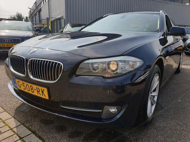 BMW 5-serie Touring 528xi High Executive Panodak Sportleder