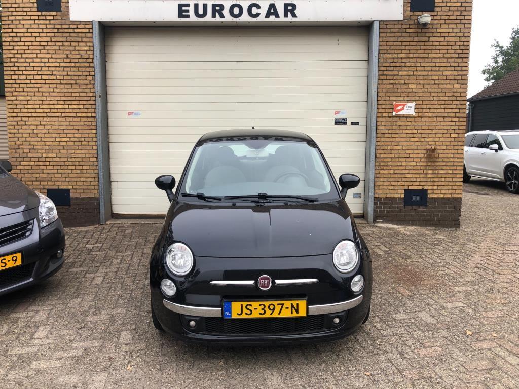 Fiat 500 occasion - Eurocar