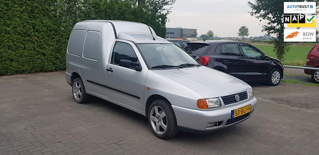 Volkswagen Caddy 1.9 SDI 110.000km 1e eigenaar *apk:09-2022*