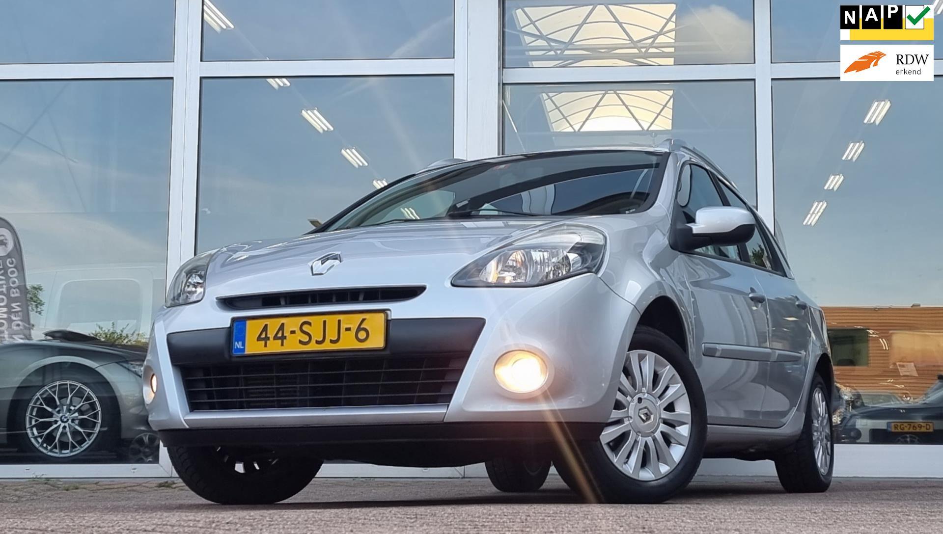 Renault Clio Estate occasion - van den Boog Automotive