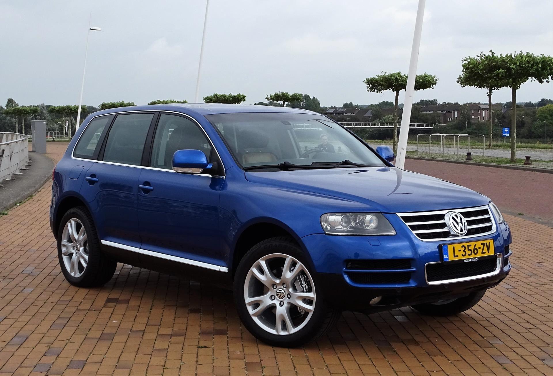Volkswagen Touareg occasion - MCS Auto's