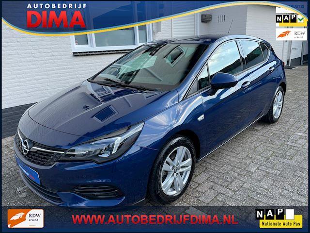 Opel Astra 1.2 Edition 2020/ Navi/ LED/ Camera/ Stuur+ Stoelverwarming