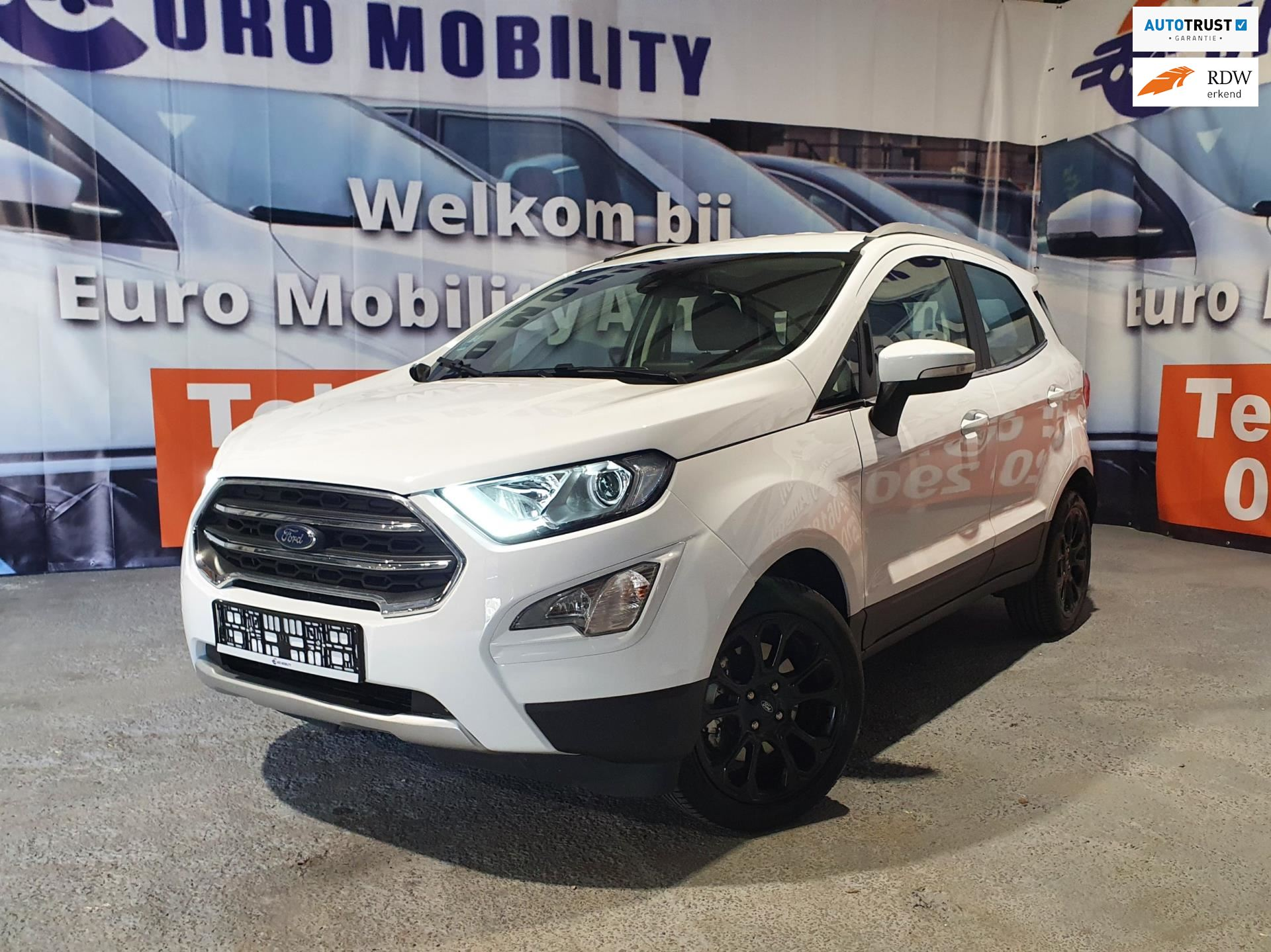 Ford EcoSport occasion - Euro Mobility Amstelveen