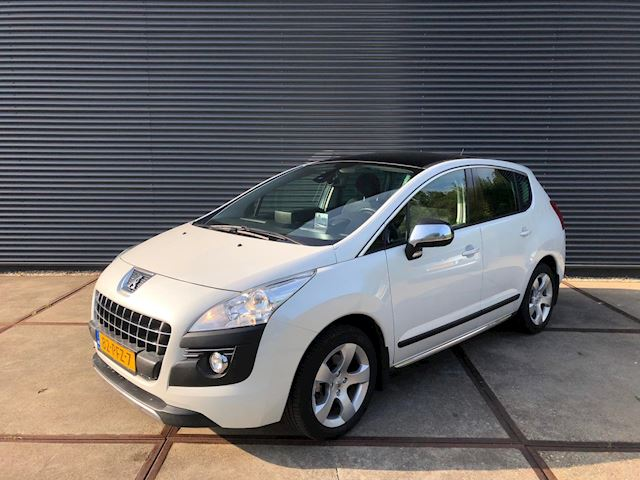 Peugeot 3008 1.6 THP GT AUTOMAAT/ PANO/ HEAD-UP DISPLAY