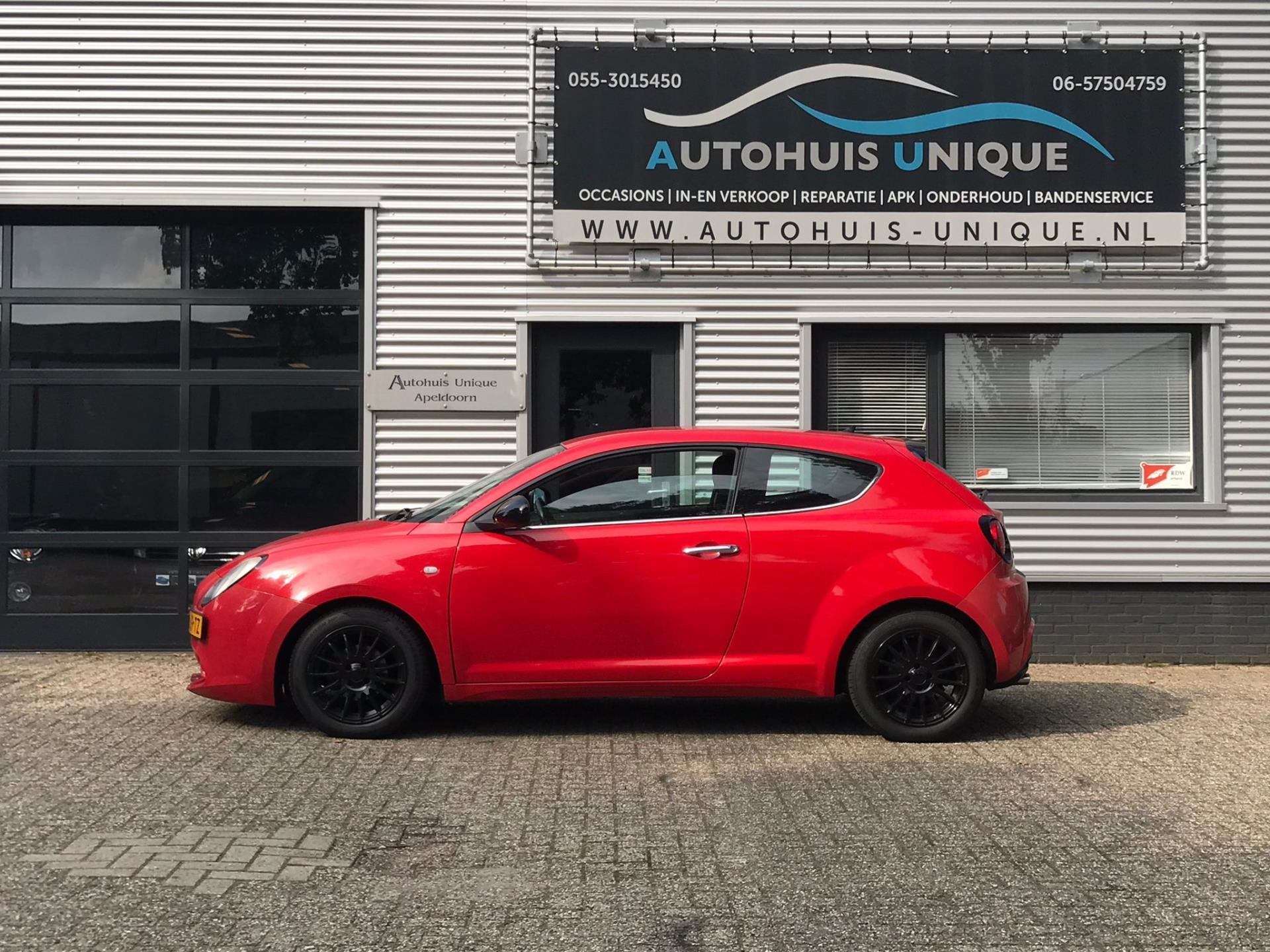 Alfa Romeo MiTo occasion - Autohuis Unique