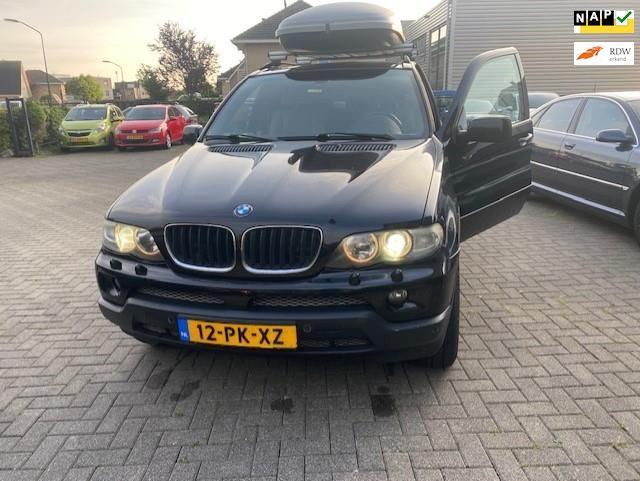 BMW X5 occasion - Autobedrijf M. Joelfan