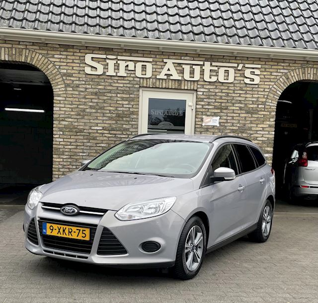 Ford Focus Wagon 1.0 EcoBoost Edition Bj 2014