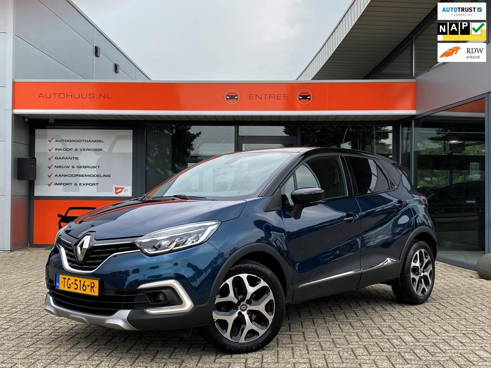 Renault Captur occasion - Autohuus B.V.
