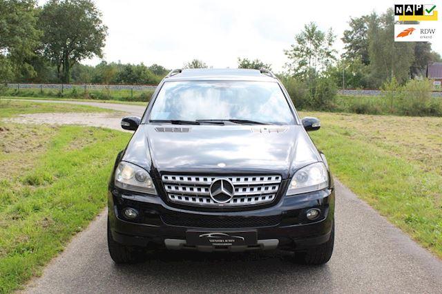 Mercedes-Benz M-klasse occasion - Veenstra Auto's