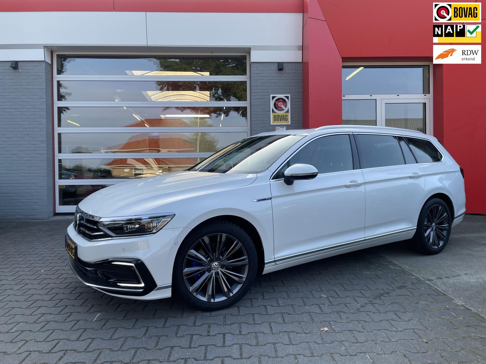 Volkswagen Passat Variant occasion - Autobedrijf Slots BV