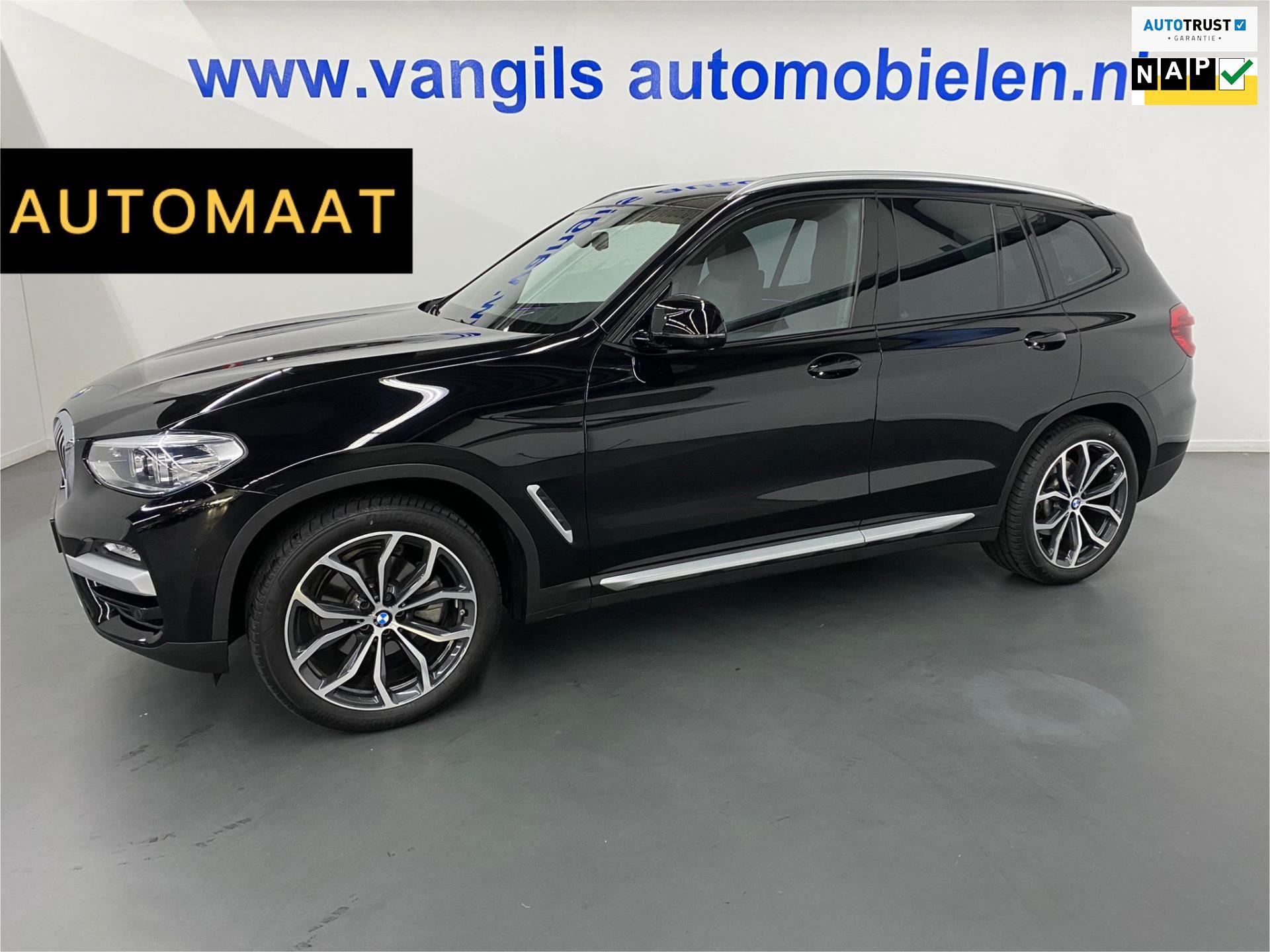 BMW X3 occasion - Van Gils Automobielen B.V.