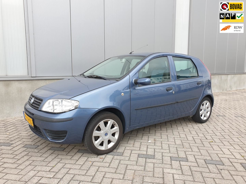 Fiat Punto occasion - Automobielbedrijf van Neerijnen