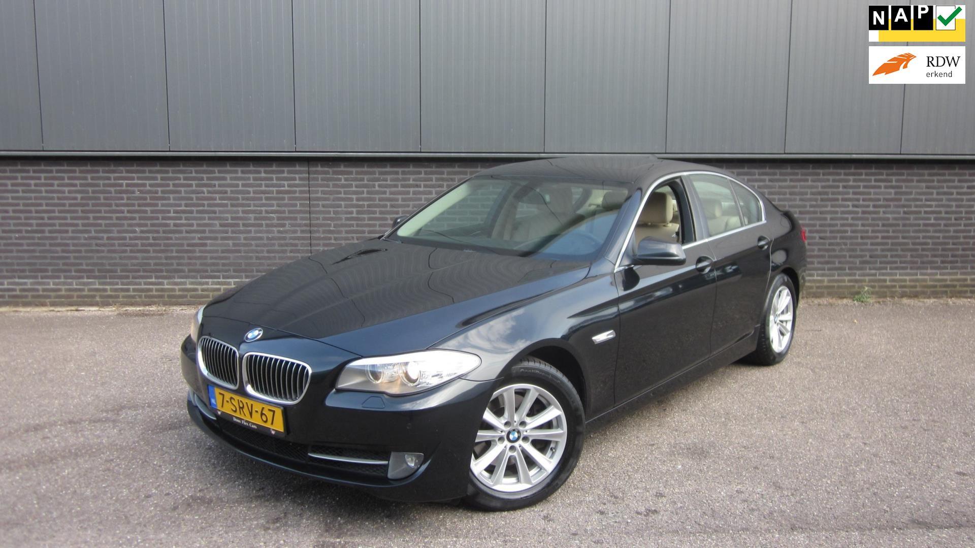 BMW 5-serie occasion - Flex Cars Zwaag