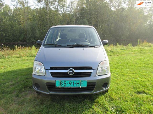 Opel Agila occasion - Autobedrijf van Wezel