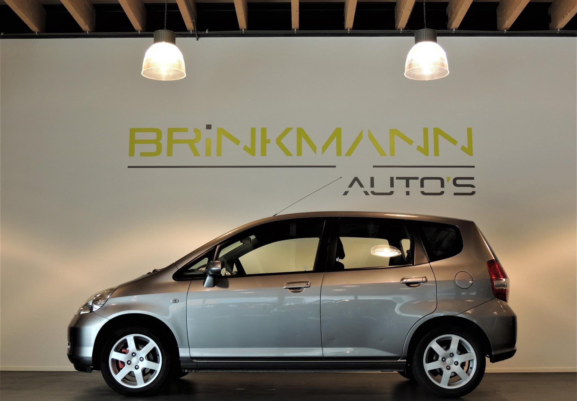 Honda Jazz occasion - Brinkmann Auto's