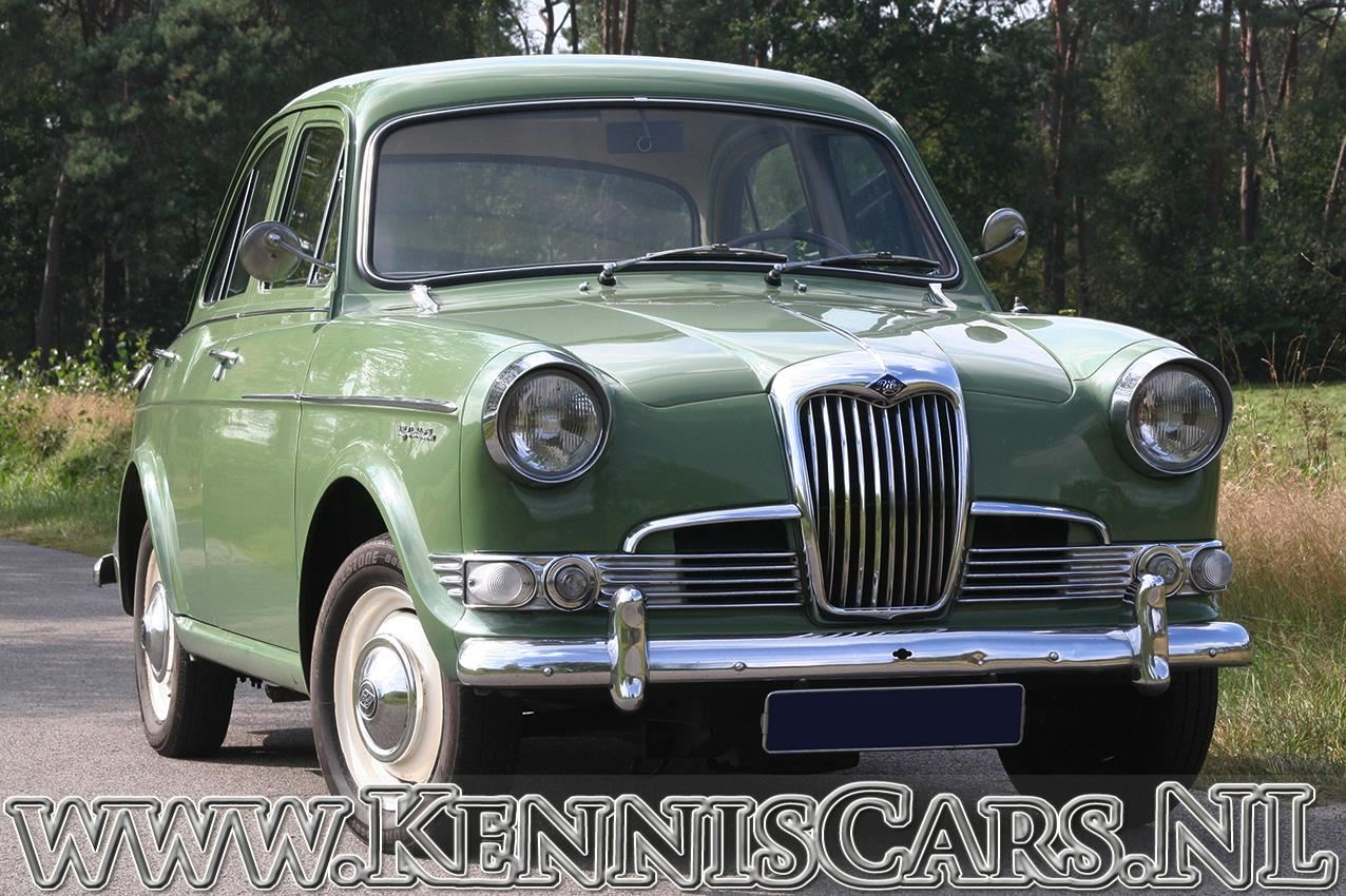 Riley 1959 One Point Five occasion - KennisCars.nl