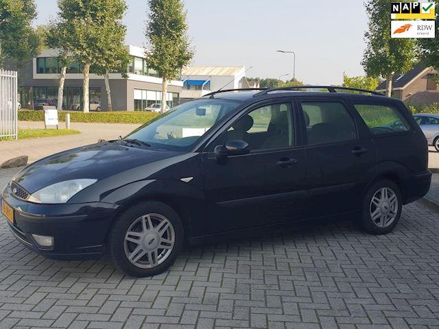 Ford Focus Wagon 1.8-16V Trend Zwart