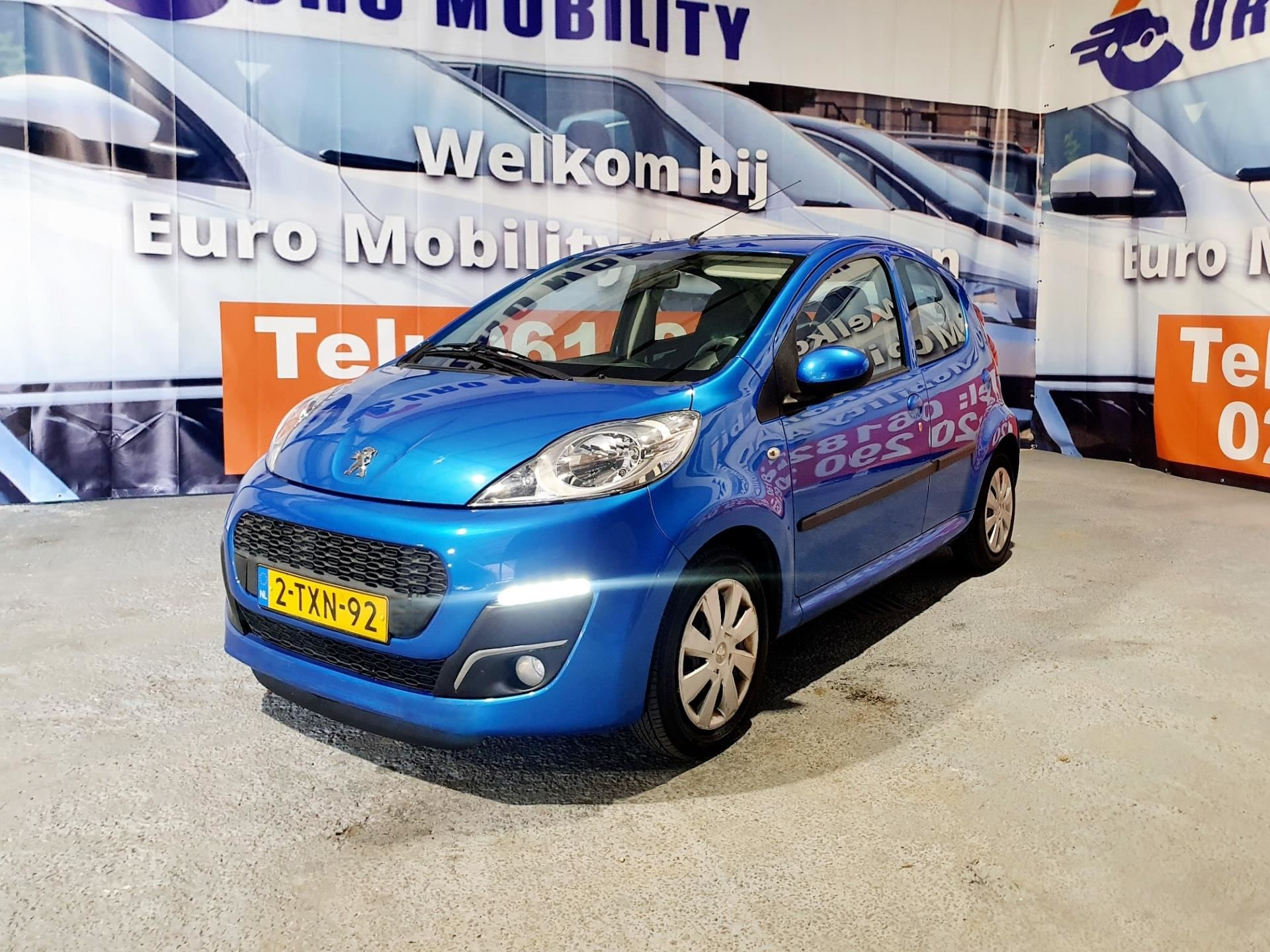 Peugeot 107 occasion - Euro Mobility Amstelveen