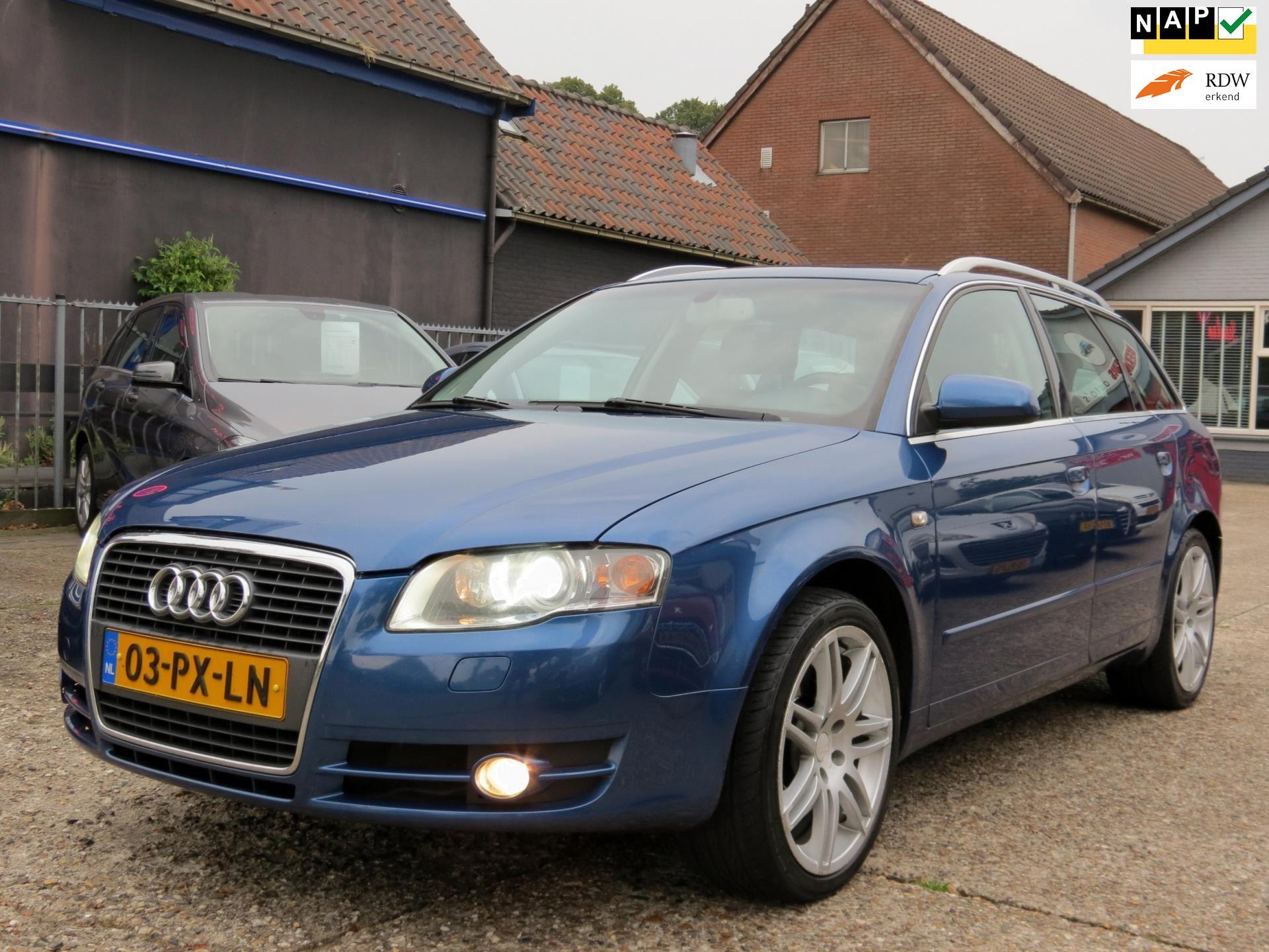 Audi A4 Avant occasion - Beekhuis Auto's