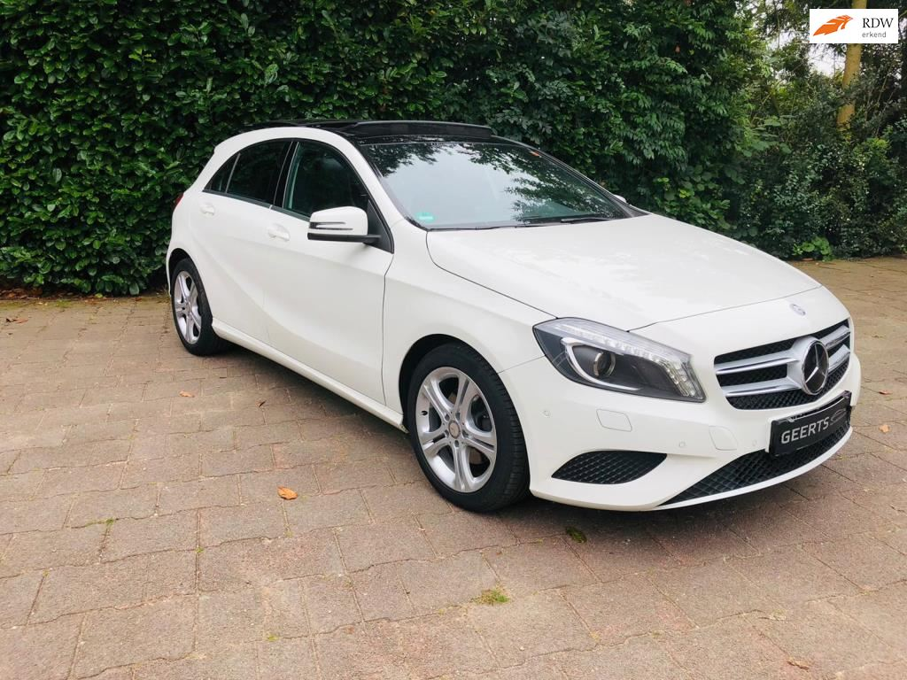 Mercedes-Benz A-klasse occasion - Geerts automobielen