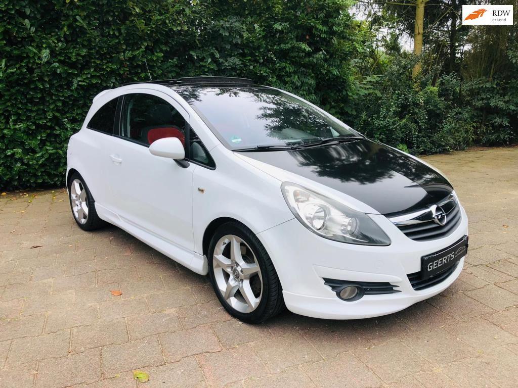 Opel Corsa occasion - Geerts automobielen