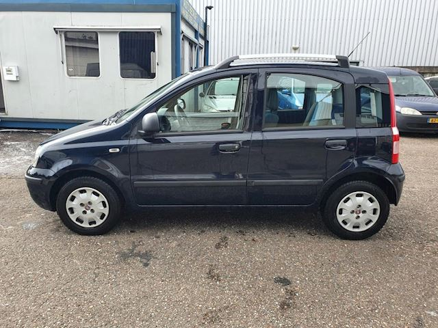 Fiat Panda 1.2 Active, airco, km stand 81456