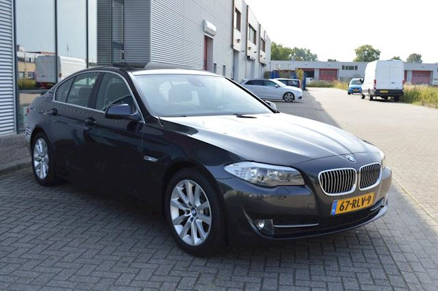 BMW 5-serie 523i Executive bj10 in TOPSTAAT