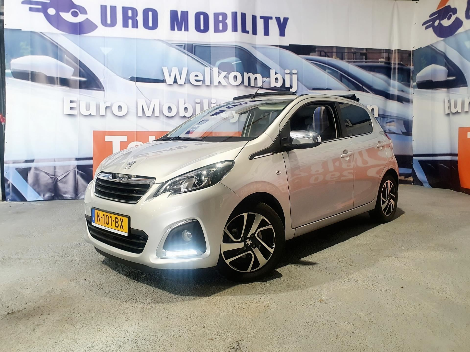 Peugeot 108 occasion - Euro Mobility Amstelveen