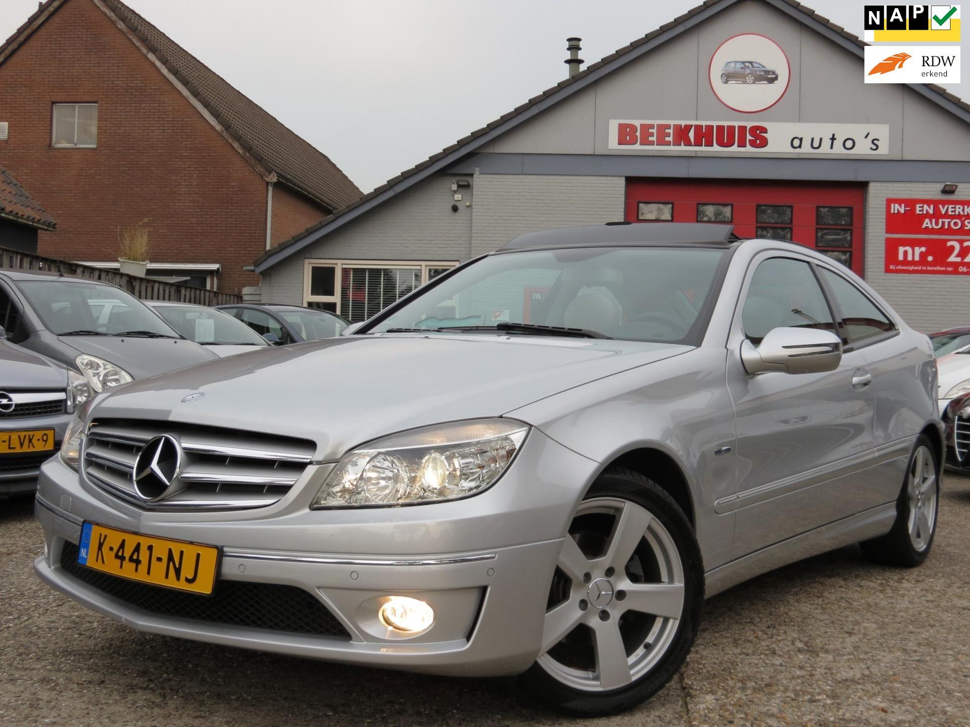 Mercedes-Benz CLC-klasse occasion - Beekhuis Auto's