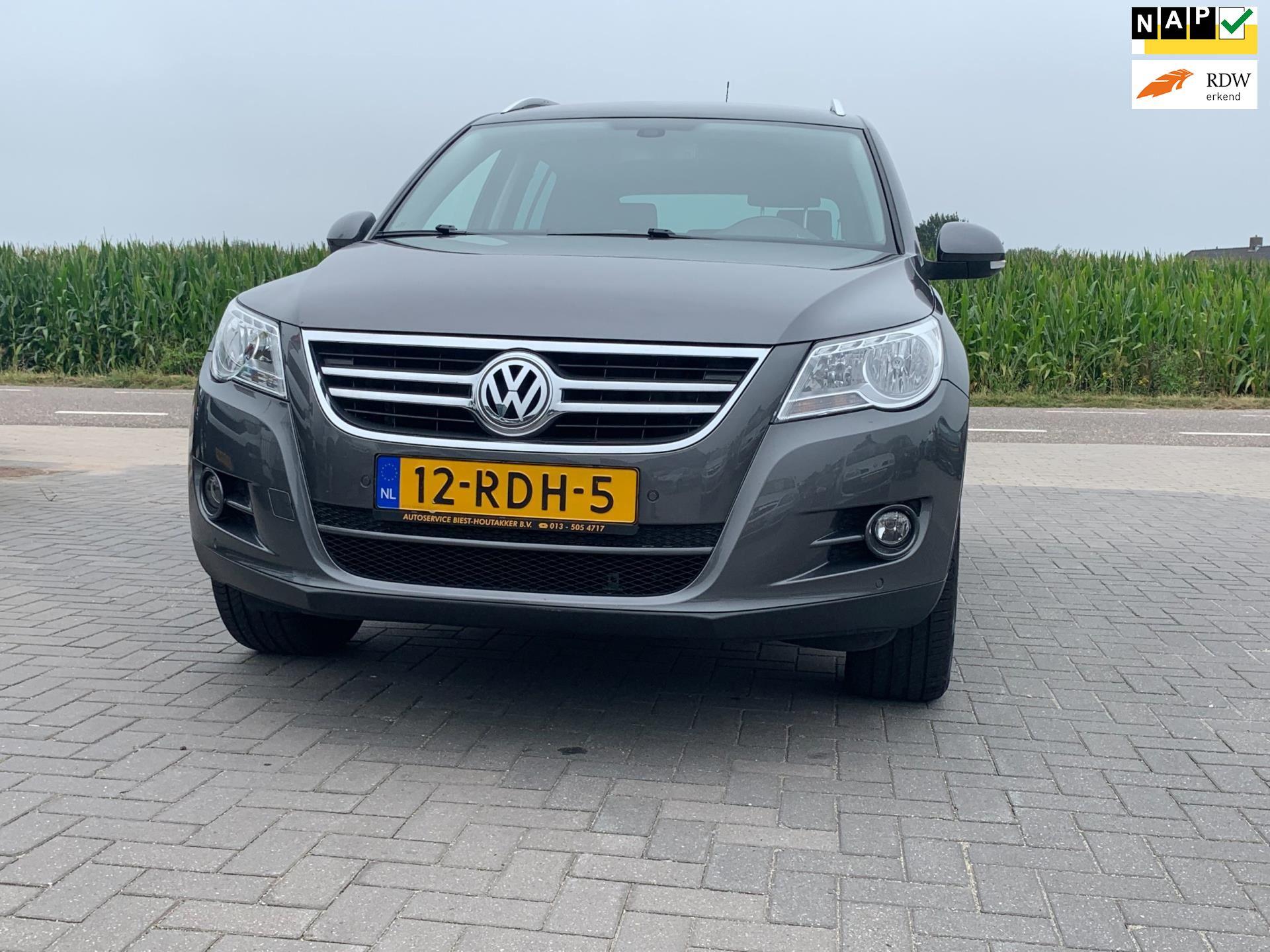 Volkswagen Tiguan occasion - Autoservice Biest Houtakker