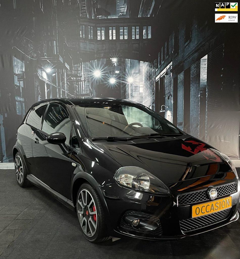 Fiat Grande Punto occasion - Excellent Cars