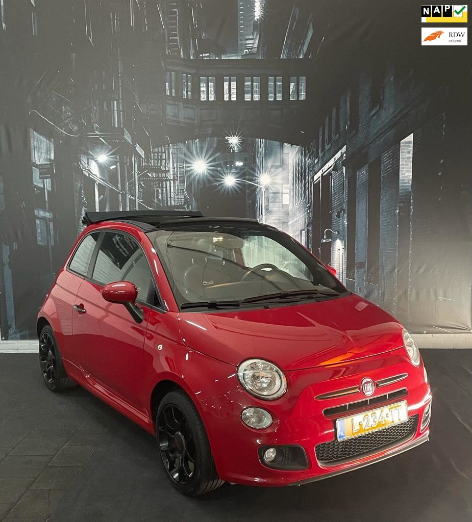 Fiat 500 C occasion - Excellent Cars