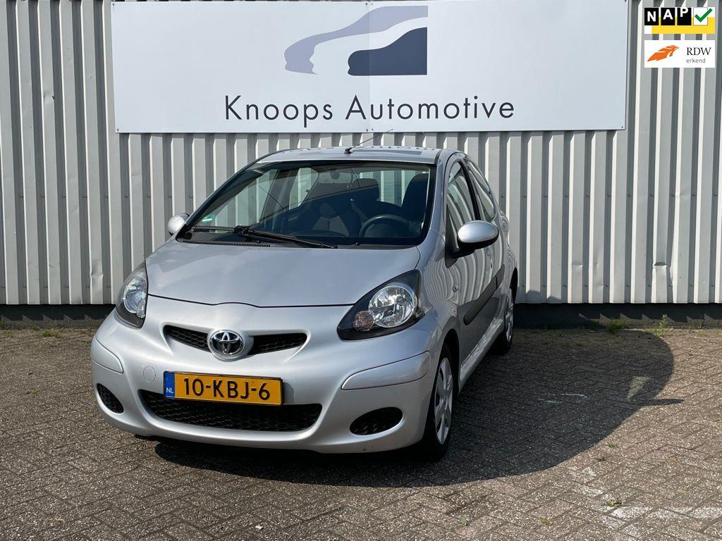 Toyota Aygo occasion - Knoops Automotive