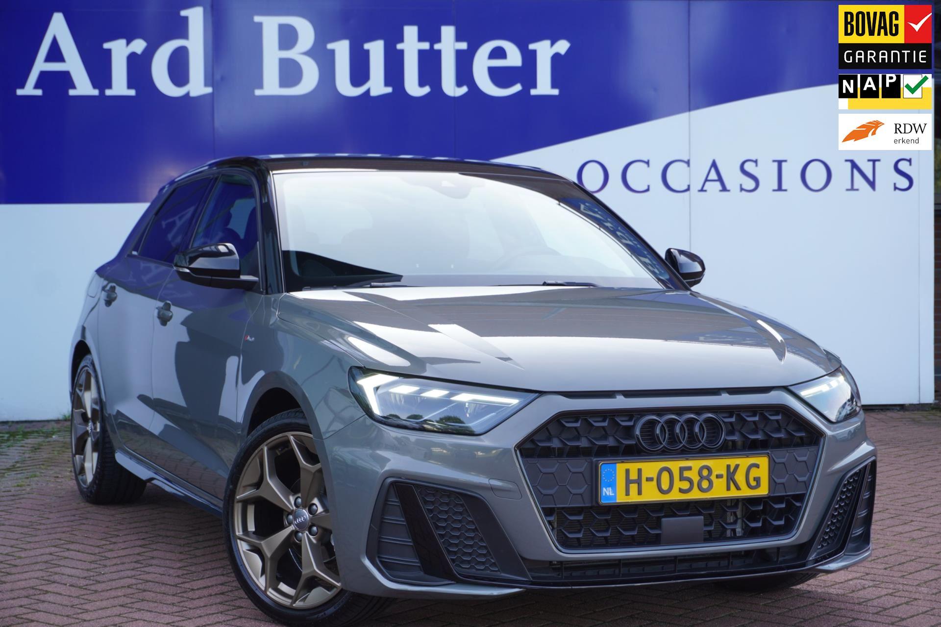 Audi A1 Sportback occasion - Autobedrijf Ard Butter B.V.