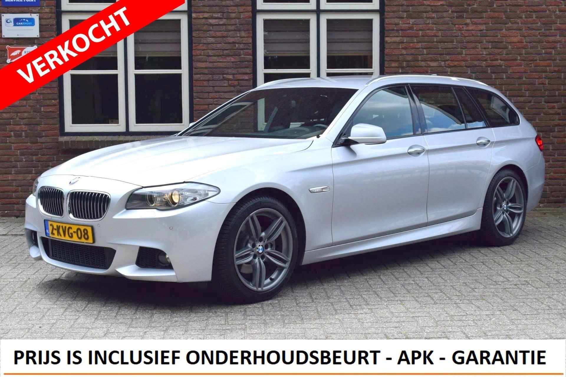 BMW 5-serie Touring occasion - Autobedrijf van der Veen
