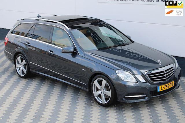Mercedes-Benz E-klasse Estate 200 CGI Avantgarde Leder LUXE!!