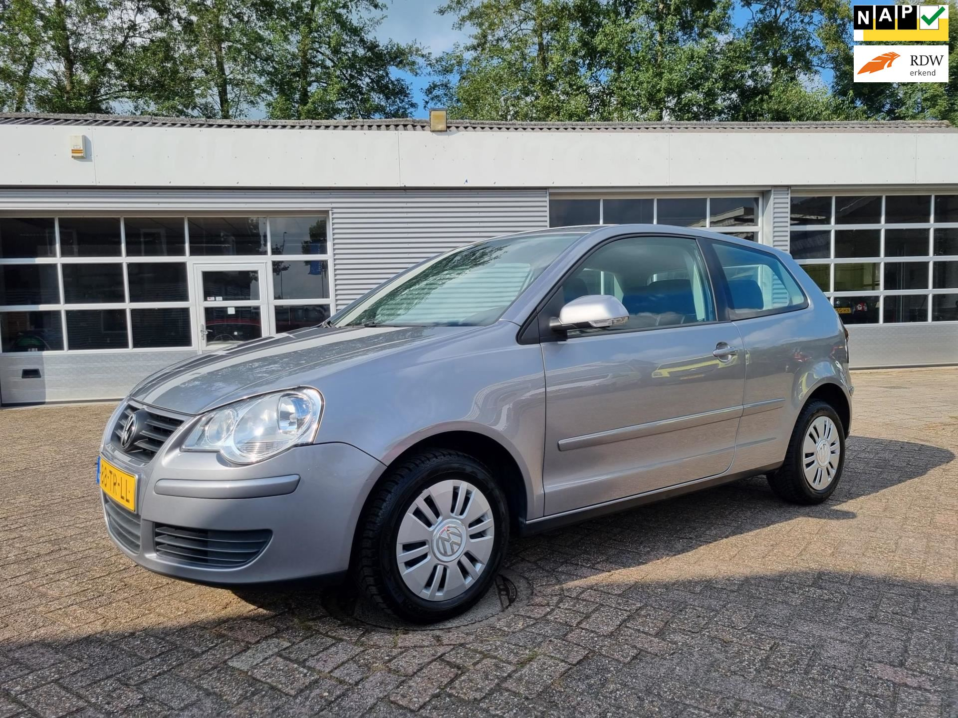 Volkswagen Polo occasion - Hoeve Auto's
