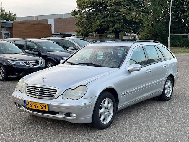 Mercedes-Benz C-klasse Combi occasion - S.K Automobielen