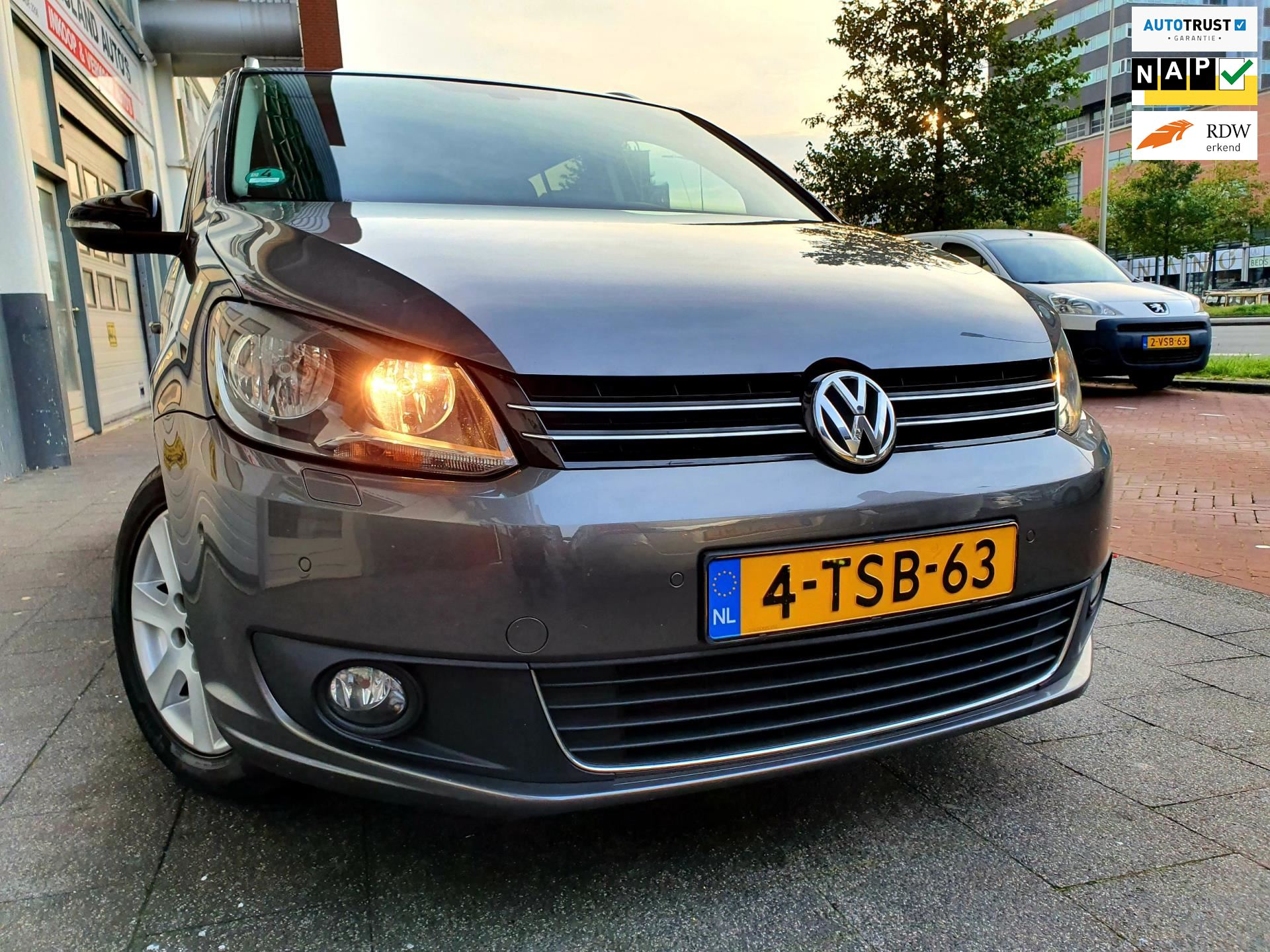 Volkswagen Touran occasion - Haagland Auto's