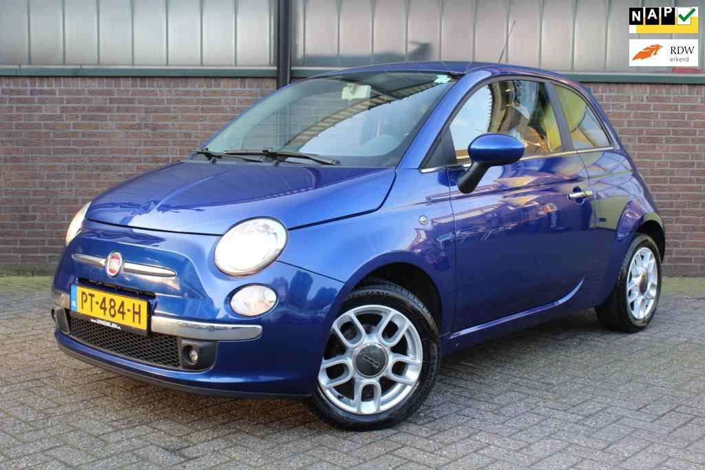 Fiat 500 occasion - Dagdelen Auto's