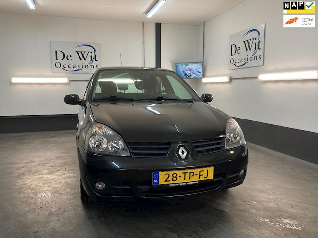 Renault Clio 1.2-16V Campus 5 DRS uitv. incl. AIRCO. NWE APK/GARANTIE.