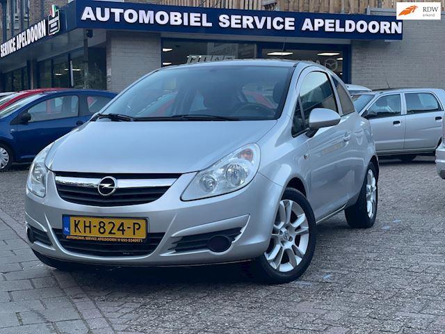 Opel Corsa 1.2-16V Sport*AIRCO*STUURBEKR.*LM.VELGEN*ELLEK.PAKKET*APK