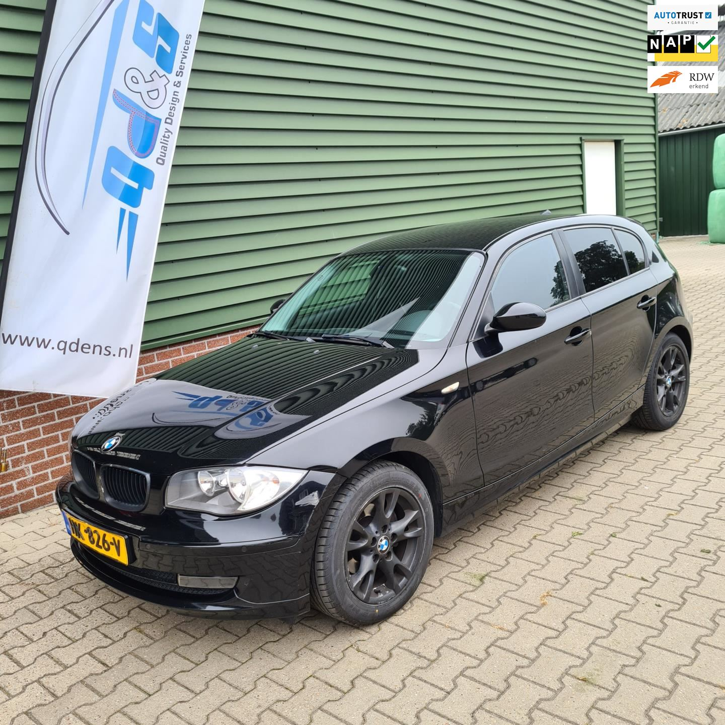 BMW 1-serie occasion - Quality Design & Services