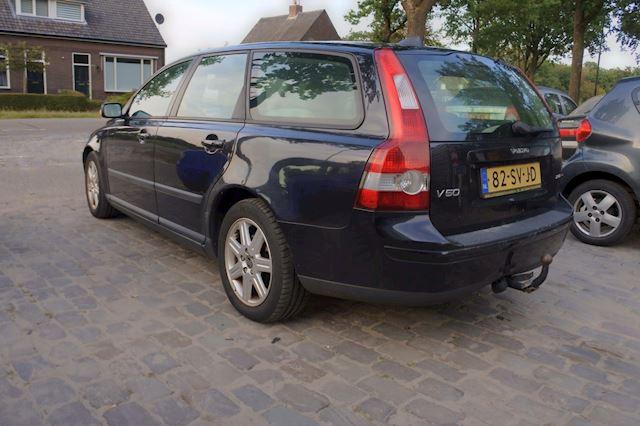 Volvo V50 2.0D Edition I opknapper geen apk 350 dkm