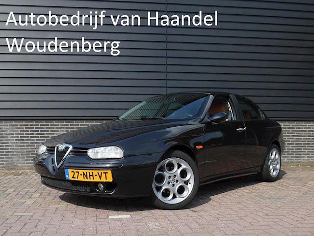 Alfa Romeo 156 2.0 JTS Distinctive Leder Zeer mooie auto