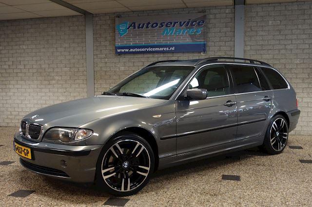 BMW 3-serie Touring 325i, automaat special edition, Leder, ECC, Navi, Cruise, Xenon, trekhaak, PDC, Stoelverw.