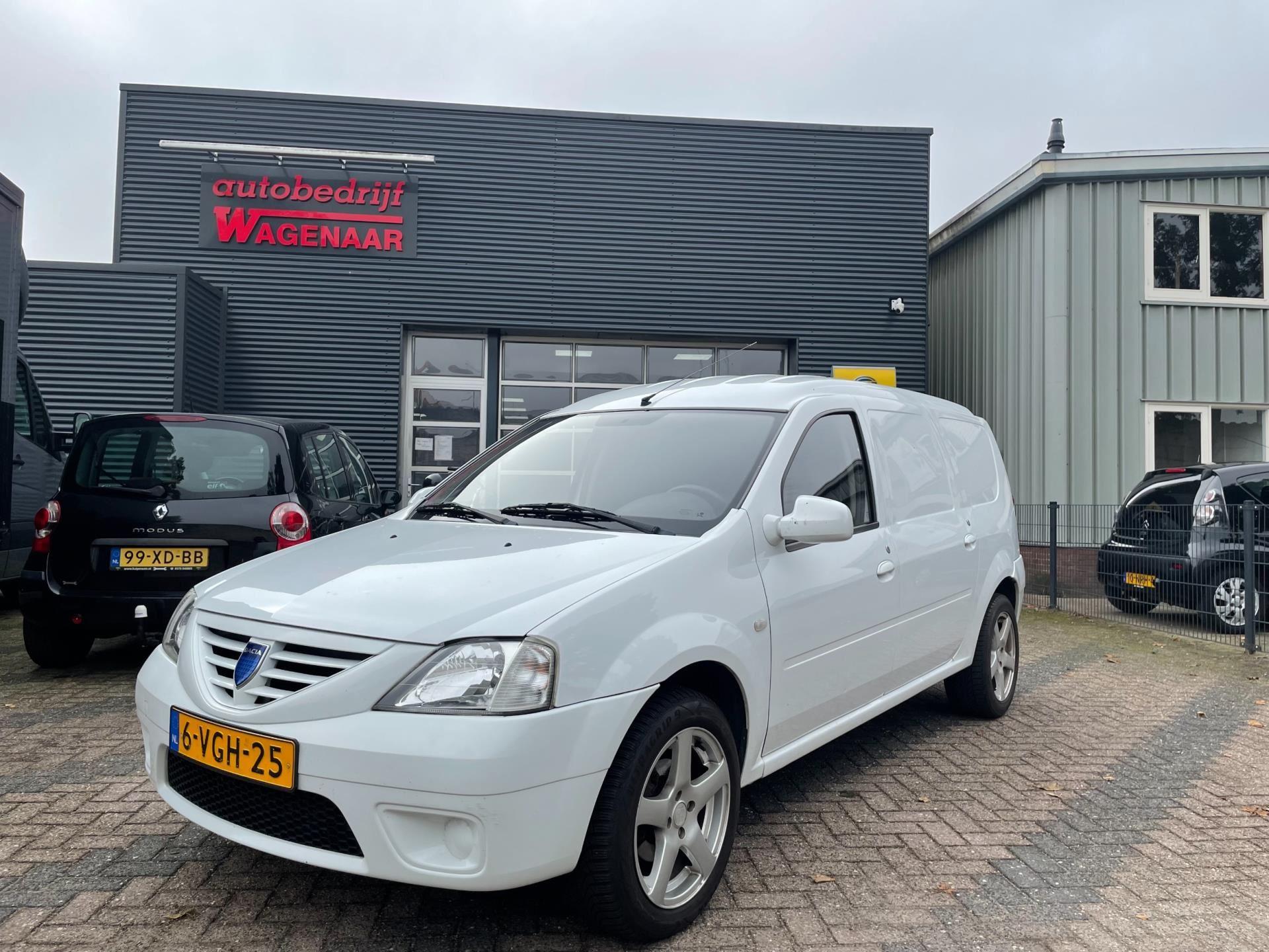 Dacia Logan occasion - Autobedrijf Wagenaar