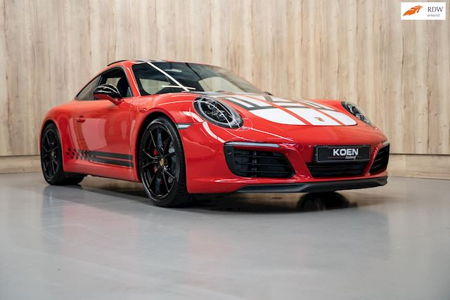 Porsche 911 occasion - Autoservice Koen Exclusief B.V.