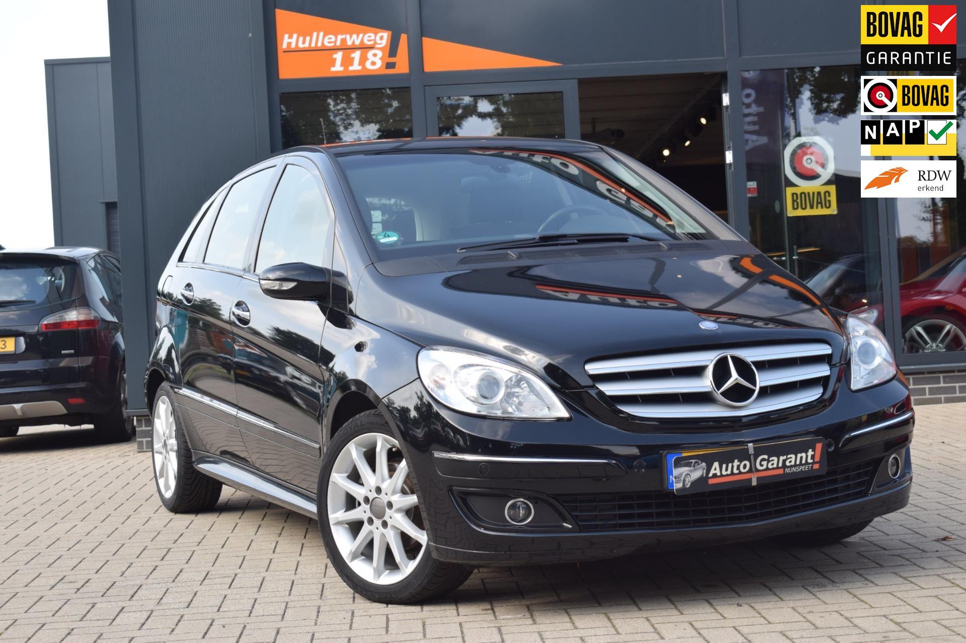 Mercedes-Benz B-klasse occasion - Auto Garant Nunspeet