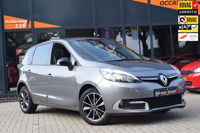 Renault Scénic 1.4 TCe Bose/navi/pcd/clima/stoelverw
